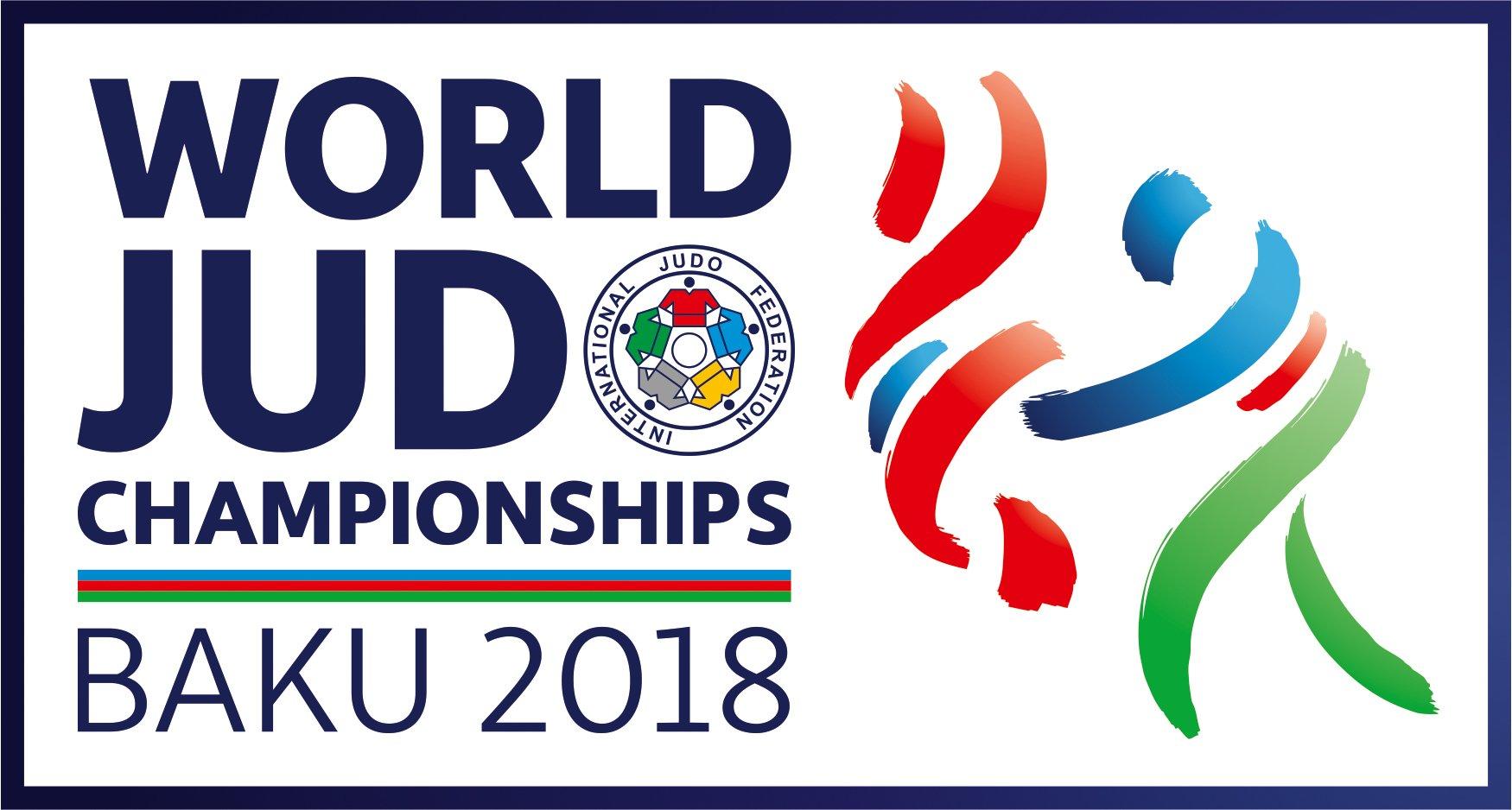 Championnats du Monde Sénior – BAKU 2018